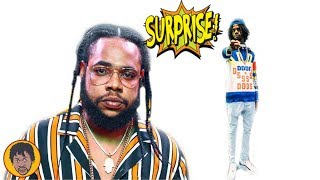 Squash Surprise Everybody With His Song Aim At Alkaline