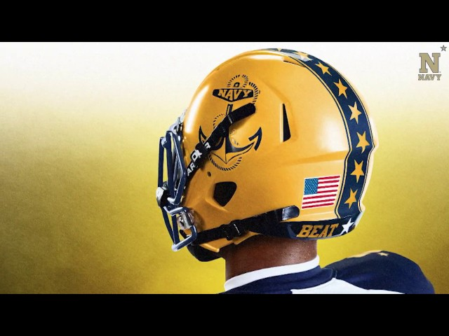 e1211f9cb Army   Navy Take Their Famous Rivalry to a New Level with Throwback Uniforms  Unveiled for the Big Game