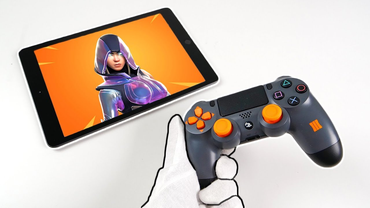 New Apple Ipad Unboxing 7th Generation Call Of Duty Mobile Fortnite Glow Skin Minecraft