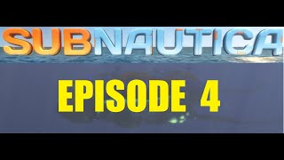 A Foundation... I Guess?   Subnautica Ep. 4