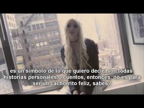 10 Things You Didn't Know About Taylor Momsen- Entrevista (Sub. Español)
