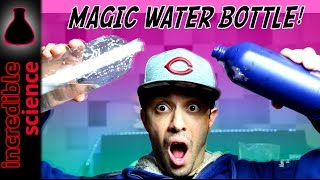 DIY Magic Water Bottle Science Experiment Trick! Never Ending Wine Soda or Water!