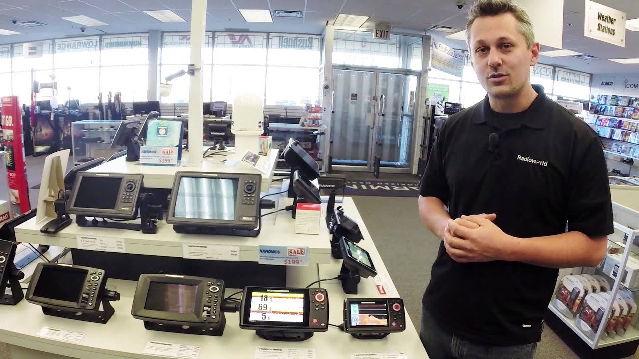 humminbird helix 7 - new product feature - youtube, Fish Finder