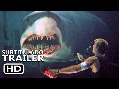 Alerta En Lo Profundo 3 (2020)   Tráiler Oficial Subtitulado   Tiburones