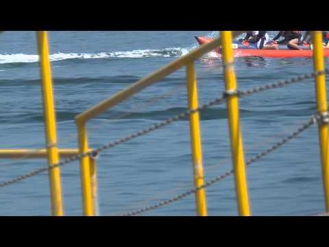Pohang Banana boat