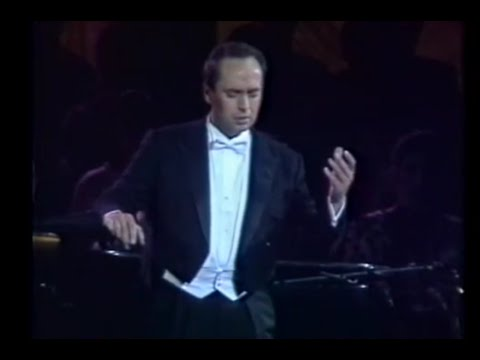 Jose Carreras  recital , Granada 1990