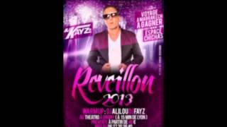 RÉVEILLON 2013 avec DJ KAYZ.. Au Theatro