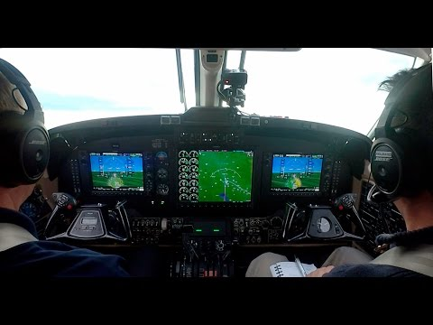 Garmin G1000 NXi Flight Trial