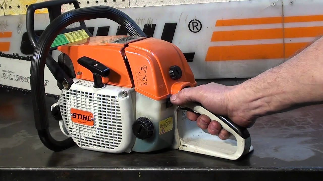 maxresdefault the chainsaw guy shop talk stihl 038 magnum chainsaw youtube  at panicattacktreatment.co