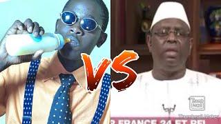 Questions Rèponses-zalle Yb vs president Macky Sall affaire de couvre feu bii