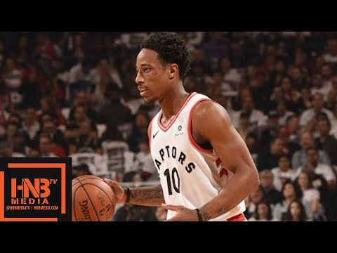 Toronto Raptors vs Washington Wizards Full Game Highlights / Game 5 / 2018 NBA Playoffs