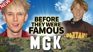 Machine Gun Kelly | Before They Were Famous | Bloody Valentine, Smoke and Drive