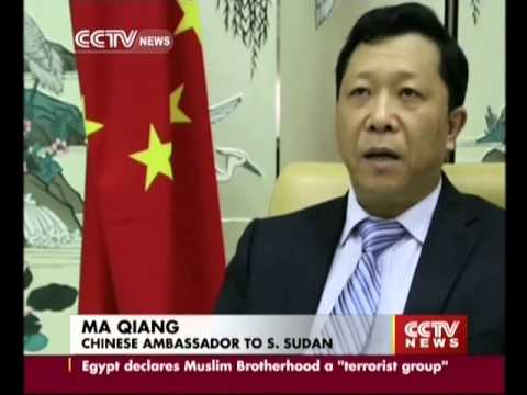 Chinese Workers Evacuated From South Sudan