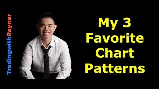 My 3 Favorite Forex Chart Patterns