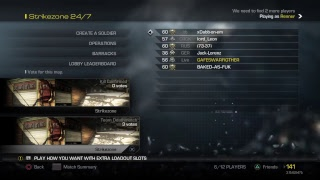 Call of duty ghost live