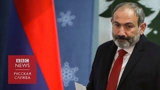Выборы в Армении: интервью с Николом Пашиняном