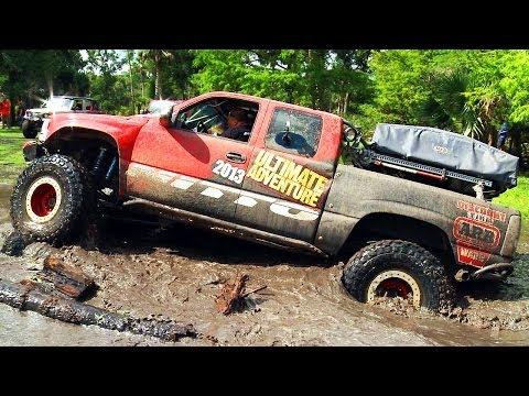 Part 4: Muddin' in the Swamp Waters of Florida at Mud Muckers! - 2013 Ultimate Adventure Week