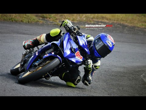 Wahyu Nugroho Gagal Bendung Aditya Prakoso Di Race MP5 Motoprix Tasikmalaya 2018