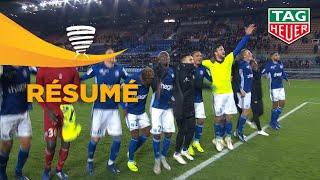 RC Strasbourg Alsace - LOSC (2-0) (CDL BKT 1/16 de finale) - Résumé - (RCSA - LOSC) / 2018-19