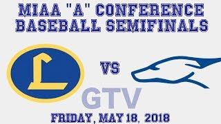 Gilman Varsity Baseball vs. Loyola Blakefield (Semifinals Game Two)