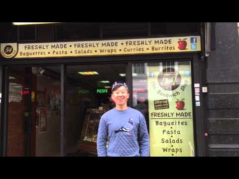 The Sandwich Shop - South Kensington London