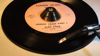 Cleo Page - Goodie Train Part 1 - GOODIE TRAIN