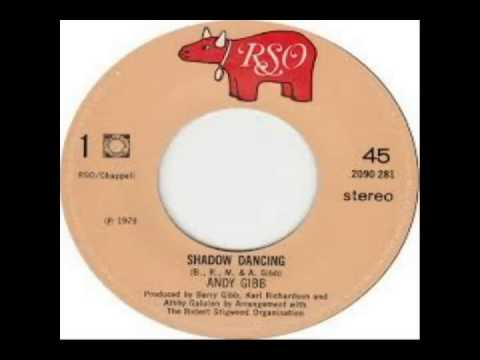 Andy Gibb - Shadow Dancing (1977)