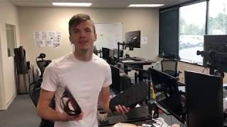 Virtual Reality Shoes UNBOXING