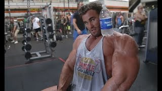 HOW TO BUILD A CHEST SHELF & GET A REAL FILTHY PUMP