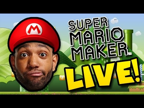 I AM SO BAD AT THIS GAME ITS NOT EVEN FUNNY - [SUPER MARIO MAKER]