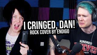"""I CRINGED, DAN"" (DanTDM Song) | Rock Cover/Remix by Endigo"