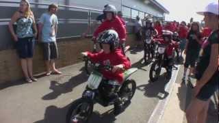 OSET at Donington BSB 2012