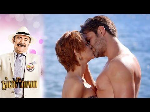 Valeria sueña con el amor de León   El Bienamado - Televisa