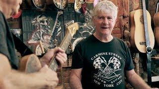 人気ギタリストらを虜にするギター職人の姿とは/映画『カーマイン・ストリート・ギター』予告編