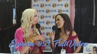 The Lisa Ann Experience 053 - LIVE From Exxxotica with Nicolette Shea