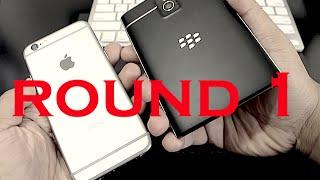 Video iPhone 6 vs BlackBerry Passport: Display,Build Quality & Processors PART 1 download MP3, 3GP, MP4, WEBM, AVI, FLV September 2018