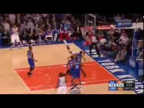 Andrea Bargnani - I Believe I Can Fly