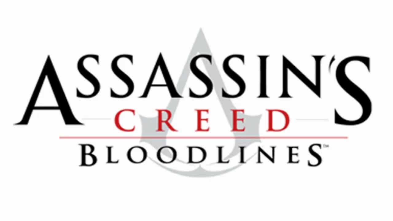 Assassins Creed Bloodlines Playlist Logo Youtube