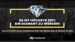 Platincoin GALAXYTEAM Marketing DE in 7 Minuten!