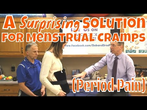 A Surprising Solution for Menstrual Cramps (Period Pain)