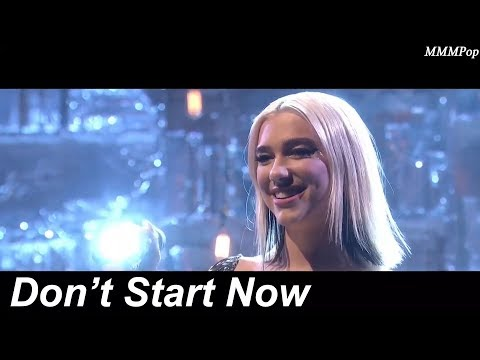 (LIVE) [팝송가사해석/Lyrics] Don't Start Now - Dua Lipa (두아 리파)