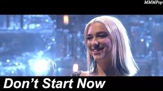 (LIVE) [팝송가사해석/Lyrics] Don't Start Now - Dua Lipa (두아 리파) mp3