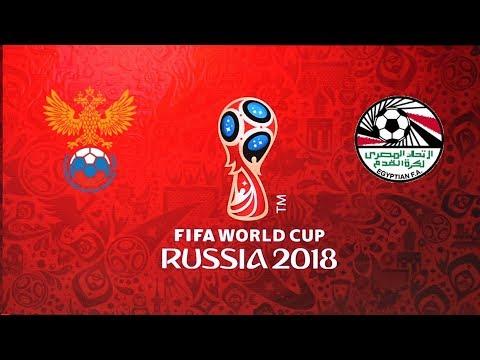 FIFA18: WORLD CUP RUSSIA►ВТОРОЙ МАТЧ: РОССИЯ - ЕГИПЕТ