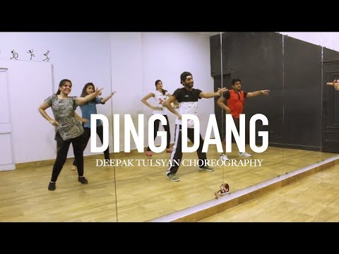 Ding Dang Dance Video | Bollywood Dance | Deepak Tulsyan Choreography | Easy Dance Steps