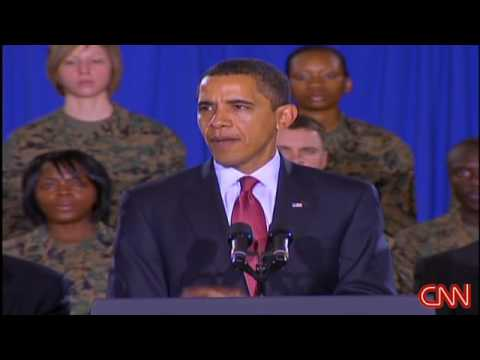 Obama announces Iraq pullout