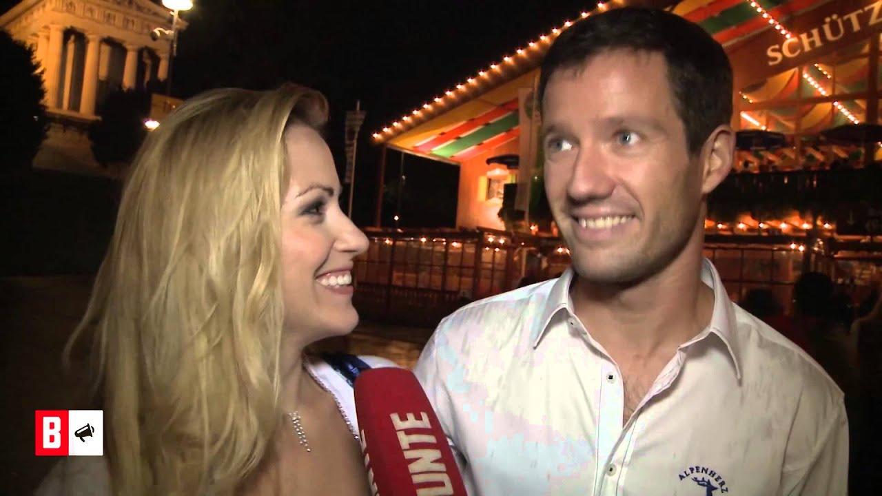 BUNTE TV - #Newsflash am 22.09.2014 - Andrea Kaiser & Sébastien Ogier: Das Geheimnis unserer Ehe