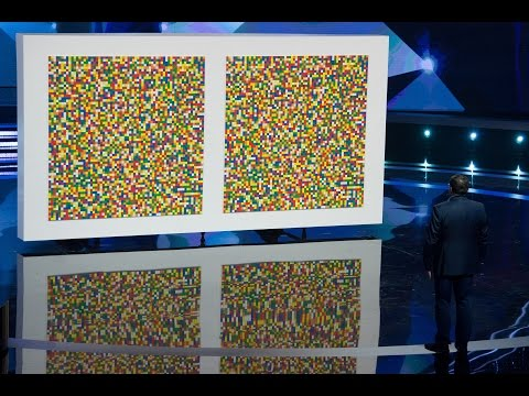 Tomasz Bielawski - widzi stereoskopowo - The Brain. Genialny Umysł