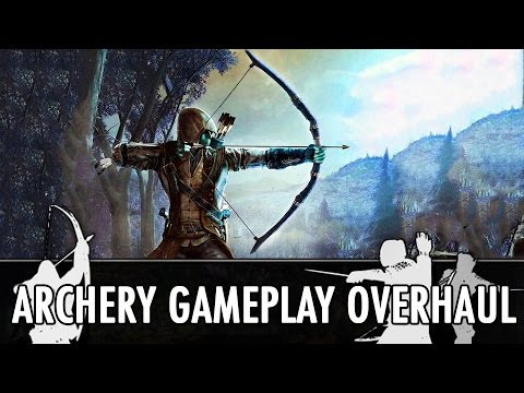 Skyrim Mod: Archery Gameplay Overhaul