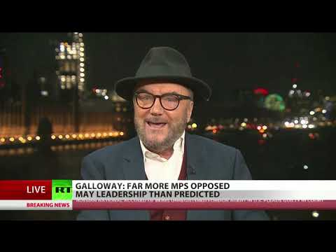 """Galloway: """"All signposts are to #NoDealBrexit and a general election"""""""