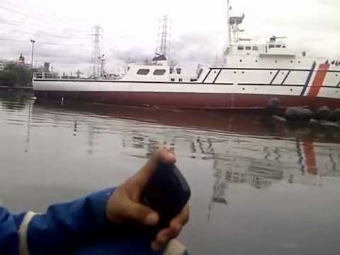 Ship Launching Accident PT.DRU 2012/02/18